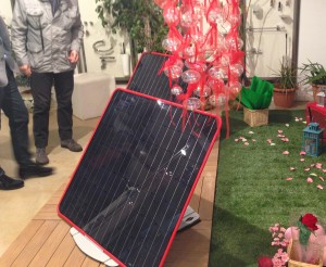 Solaris POP fotovoltaico a Salerno
